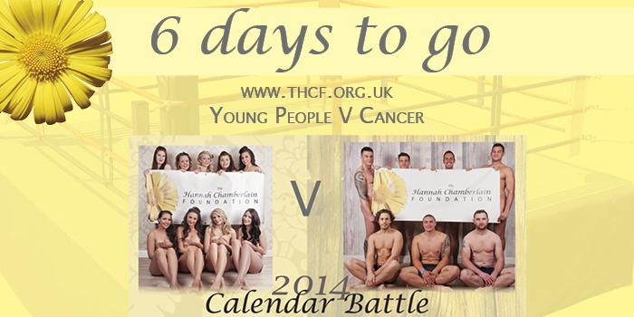 6daystogo_THCF_charity